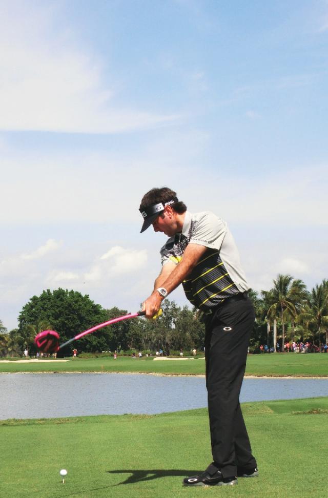 画像7: バッバ・ワトソンのココが凄い! PGAツアー スウィング超解説⑦