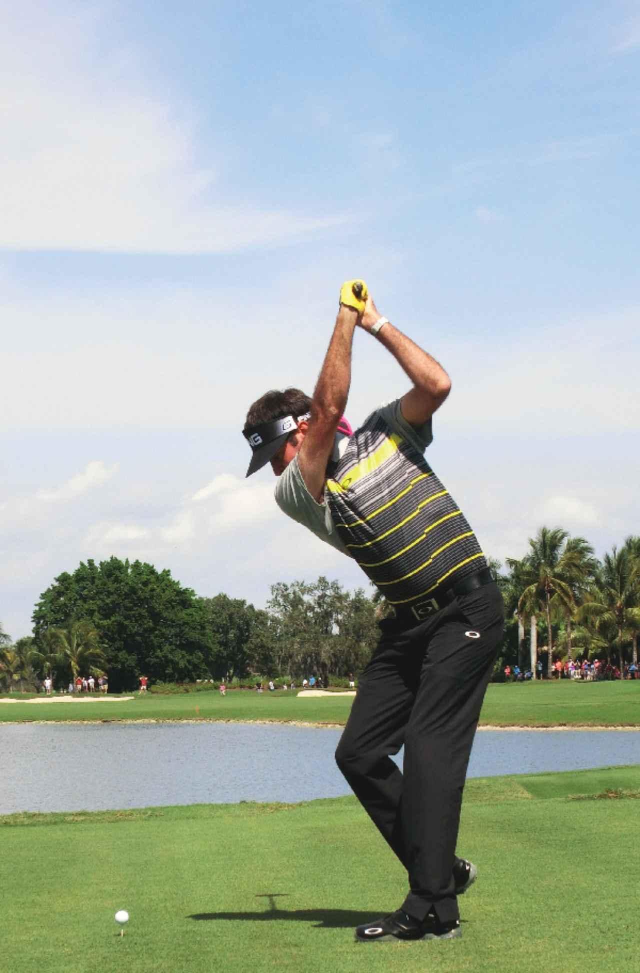 画像11: バッバ・ワトソンのココが凄い! PGAツアー スウィング超解説⑦