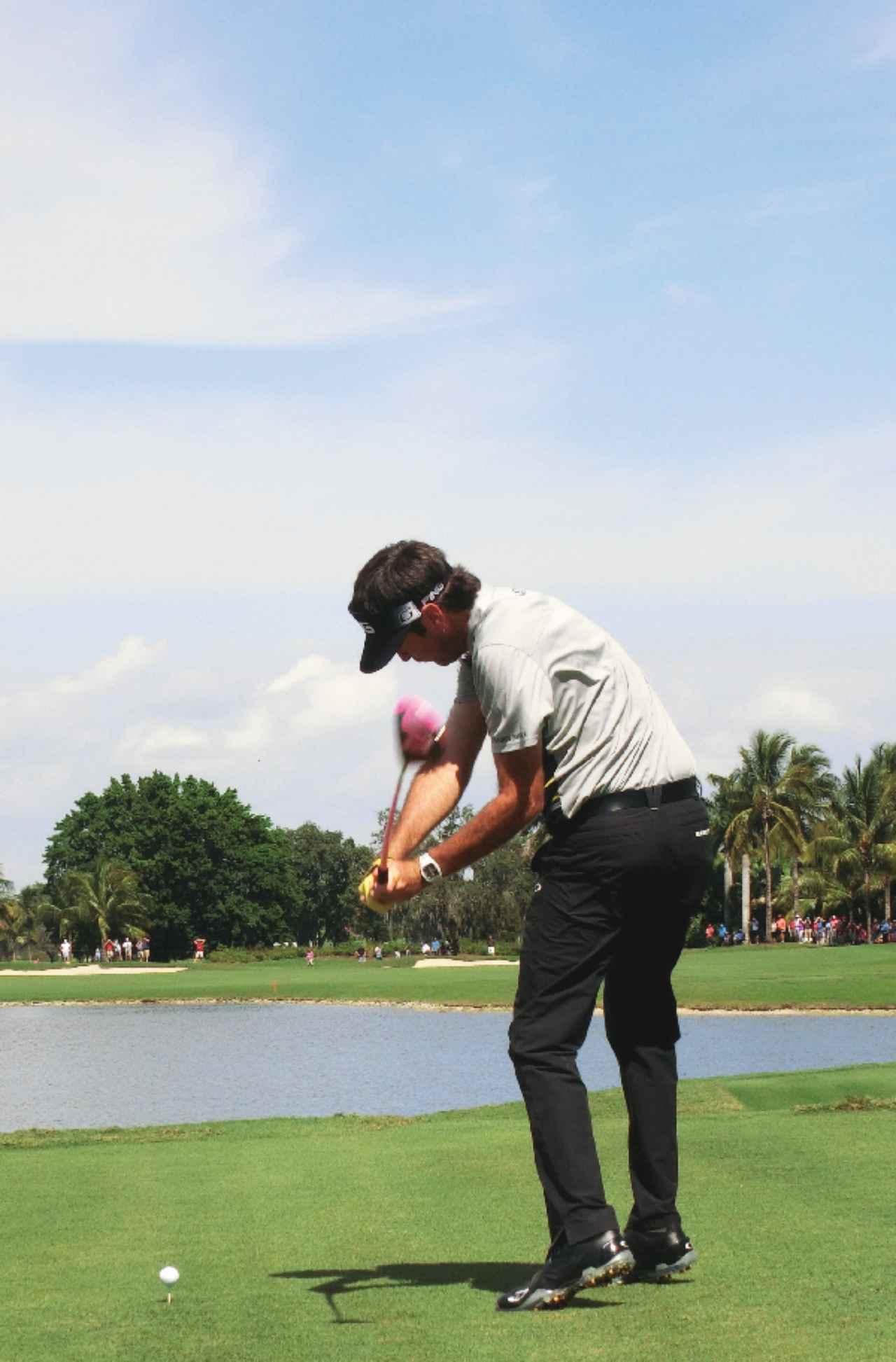 画像12: バッバ・ワトソンのココが凄い! PGAツアー スウィング超解説⑦