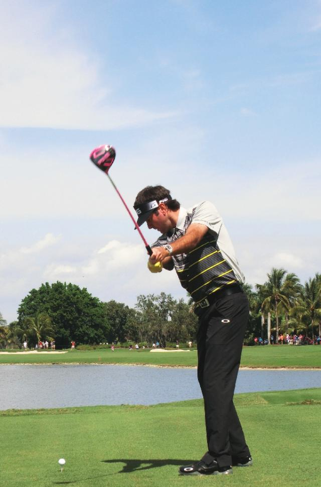 画像8: バッバ・ワトソンのココが凄い! PGAツアー スウィング超解説⑦