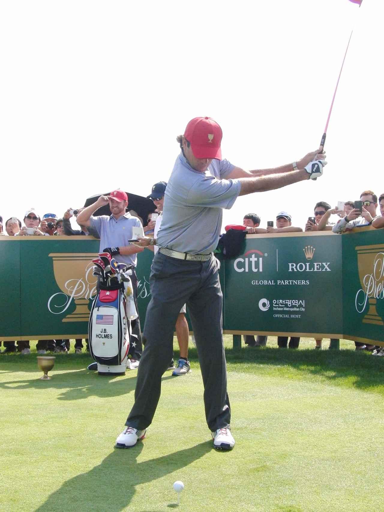 画像2: バッバ・ワトソンのココが凄い! PGAツアー スウィング超解説⑦