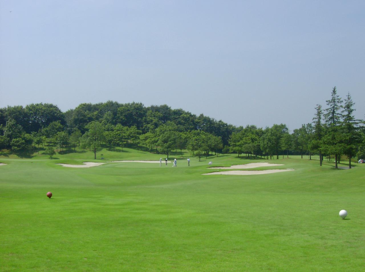 画像: 鳩山CC(埼玉県)