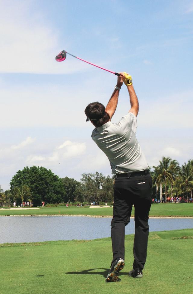 画像15: バッバ・ワトソンのココが凄い! PGAツアー スウィング超解説⑦