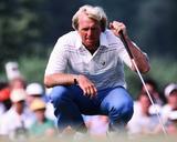画像: 86年全米オープンのノーマン。この年はすべてのメジャーにおいて3日目終了時点で首位に立っていた