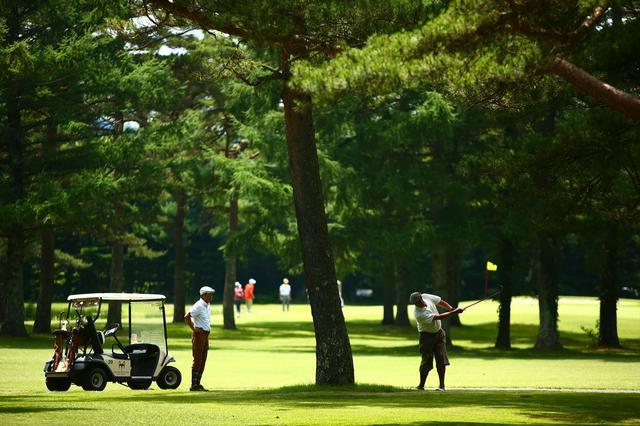 画像: 100年前のゴルフ体験。軽井沢ヒッコリーゴルフ