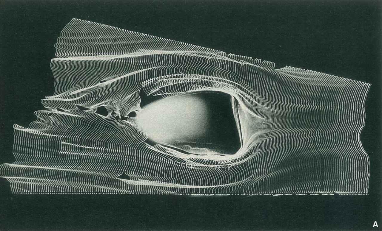画像: 空力特性を徹底して追求した結果、ミュー240iはラージヘッドながら上面、下面ともに空気がスムーズに流れるようになった