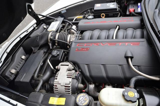 画像: 大排気量のNAエンジン