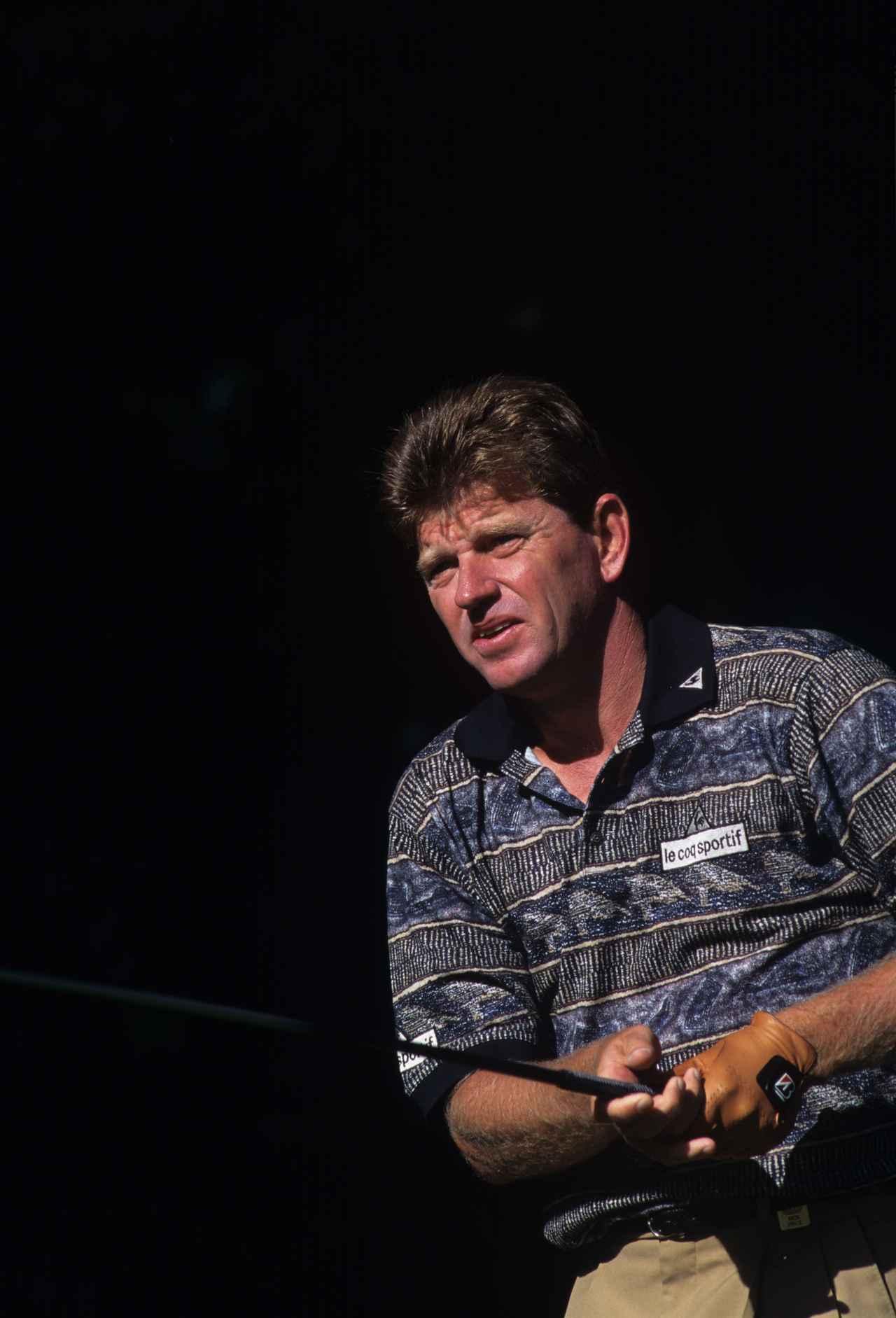 画像: 1990年代、PGAツアーで大活躍したジンバブエ出身のニック・プライス。