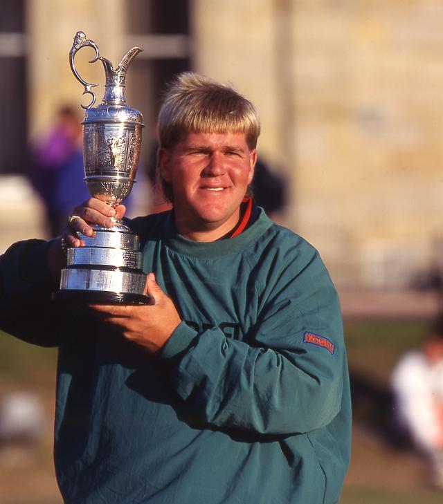 画像: 1995年、セントアンドリュースでの全英オープンでメジャー2勝目。一発屋でないことを証明した