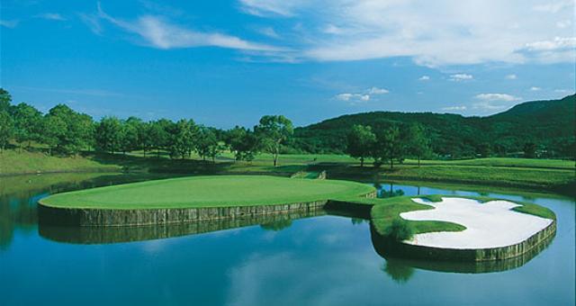 画像: セゴビアゴルフクラブ イン チヨダ(茨城県)のゴルフ場予約 ゴルフ場ガイド|PGM