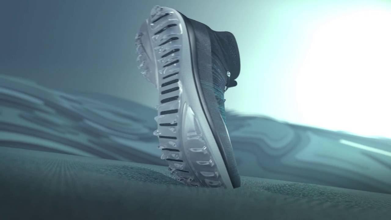 画像: Nike Flyknit Elite: Articulated Integrated Traction for Golf www.youtube.com