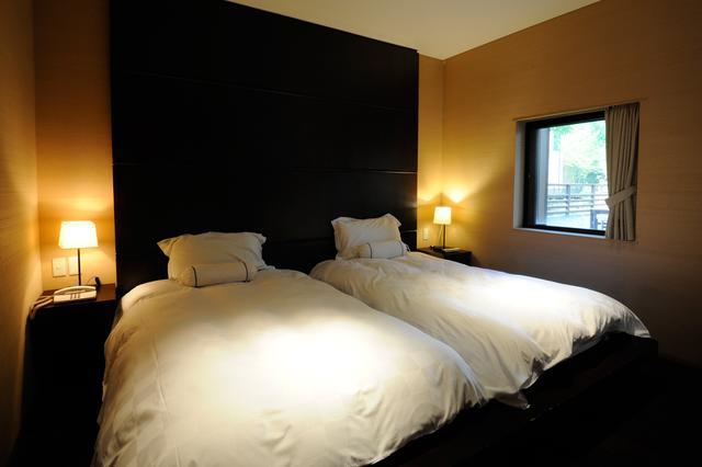 画像: 上質で設備の充実した宿泊ルーム