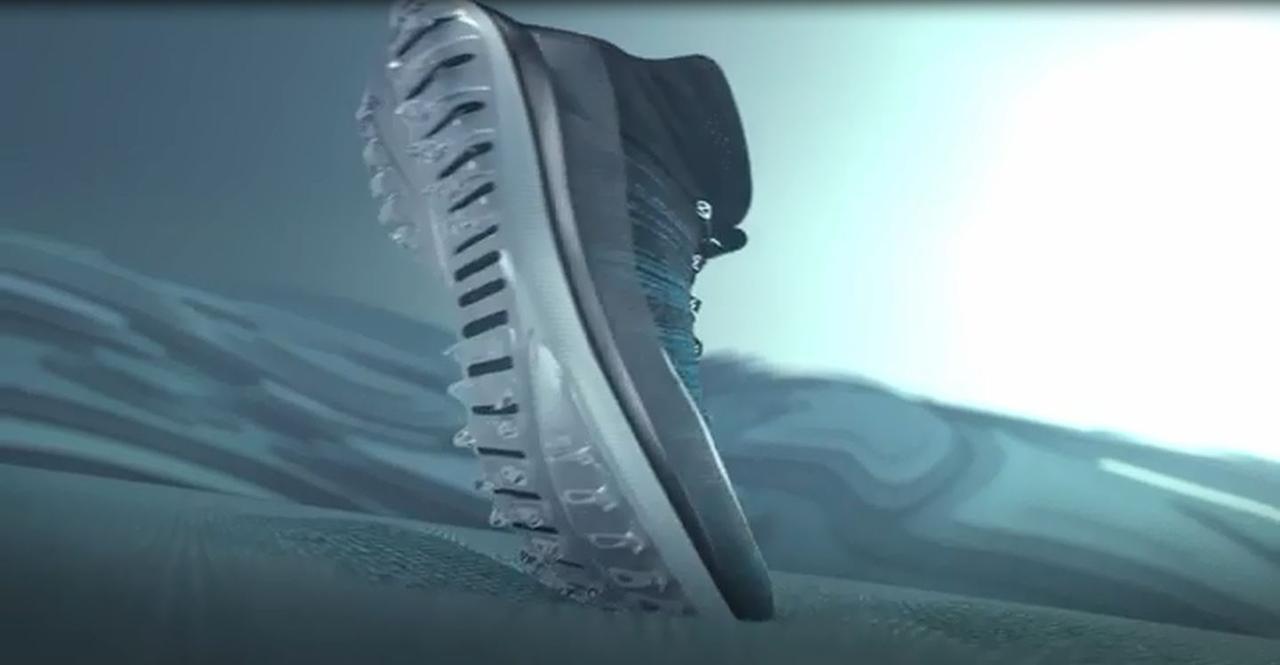 画像: 一足の靴が紡がれた!