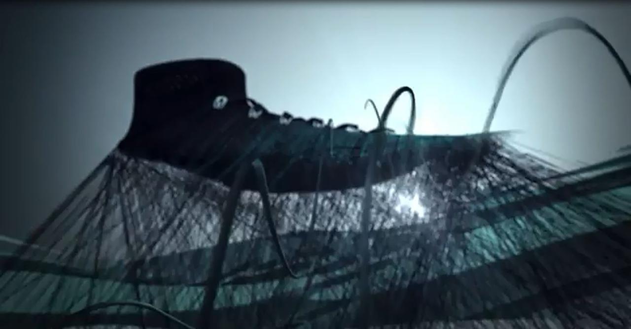 画像: 「靴下にスパイクがくっついた!」 素足みたいなニットのシューズ - みんなのゴルフダイジェスト
