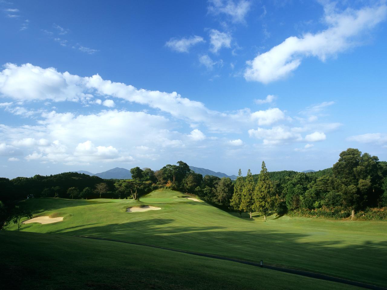 画像: 九州一の難しさ 福岡センチュリーゴルフ倶楽部(福岡県)