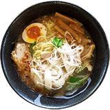 画像: 塩チャーシュー麺