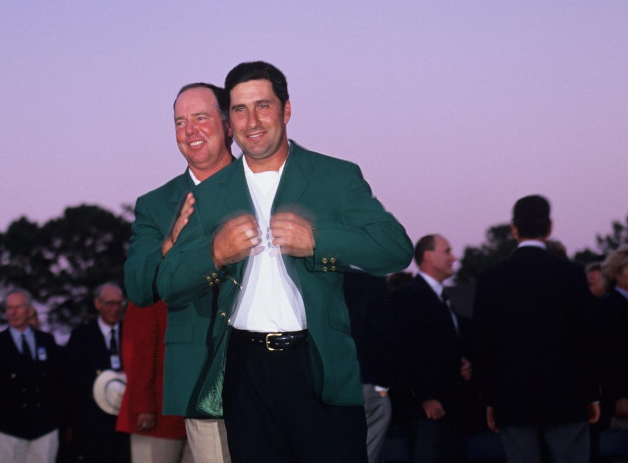 画像: 99年、グレッグ・ノーマンとのデッドヒートを制し、2度目のマスターズ優勝を果たした