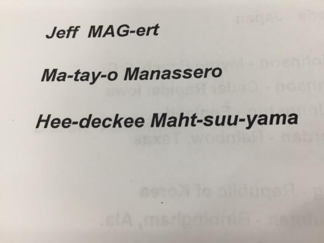 画像4: 【全米オープンレポート】vol.7 松山はなぜ「マーツーヤーマー」なのか?