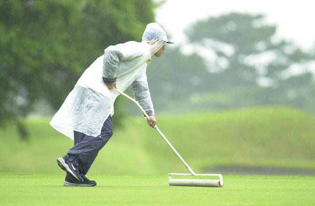 画像: へぇ~、そうだったんだ!! グリーン上の水たまり - みんなのゴルフダイジェスト