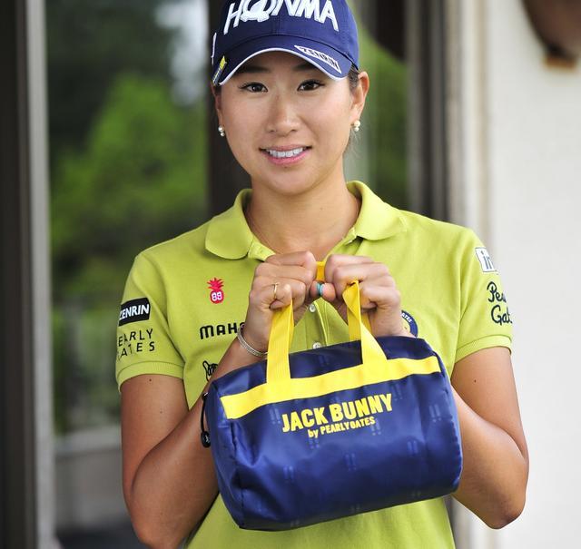 画像: 木戸ちゃんもオススメ! 「ジャックバニー」のカートバッグ 定期購読でもらえます - みんなのゴルフダイジェスト