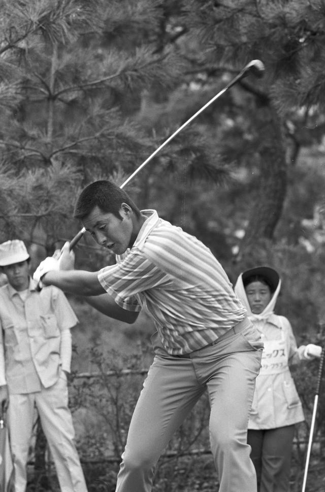 画像: 尾崎将司。初優勝の舞台裏!@1971年日本プロ【Vol.4】 大きな役割を果たした「初日に失った1打!」