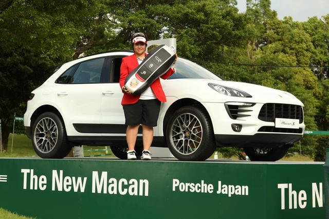 画像: 発表されたばかりの中型SUV、マカン。日本で乗る分にはちょうどいいサイズかもしれない