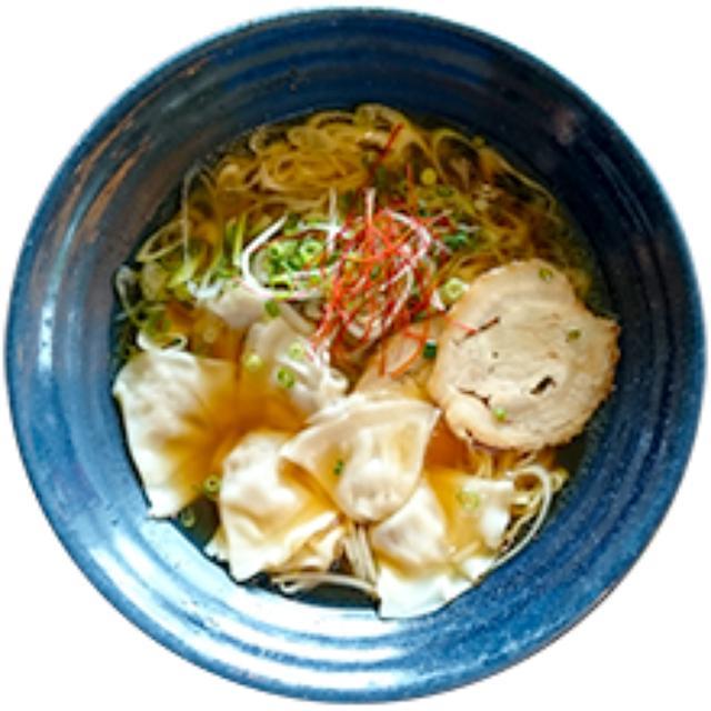 画像: ワンタン麺