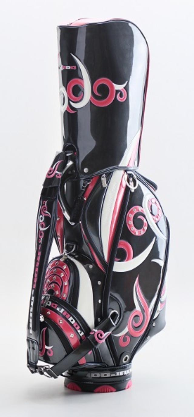 画像1: 高級感とオリジナリティが詰まったデザイン JADO GOLFの新キャディバッグ&ヘッドカバー