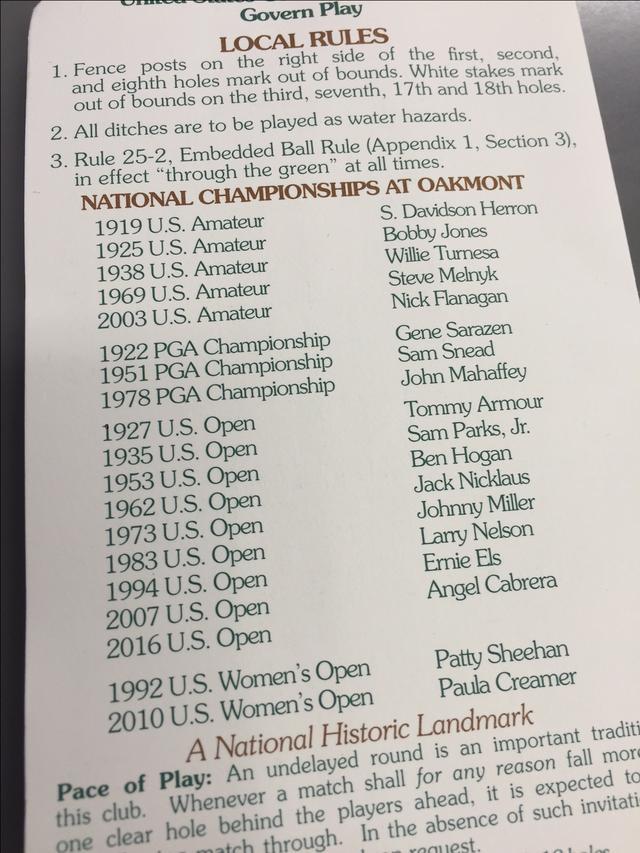 画像: 2016年のところにダスティン・ジョンソンの名前が入るんですね