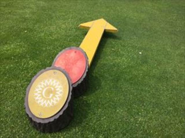 画像1: 霧のゴルフ、実は良い練習になる?