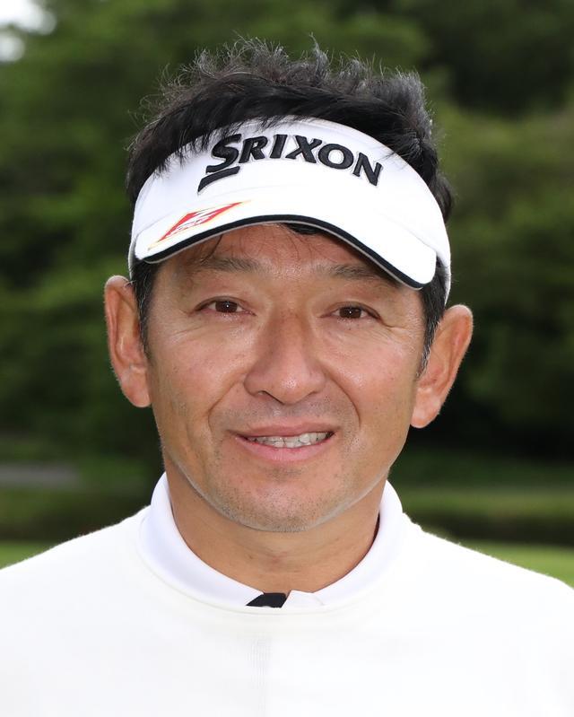 画像: わだ・まさひで。1965年生まれ、ハンディ+2。和田兄弟として名を馳せるトップアマ。巧みなマネジメントでスコアを作る