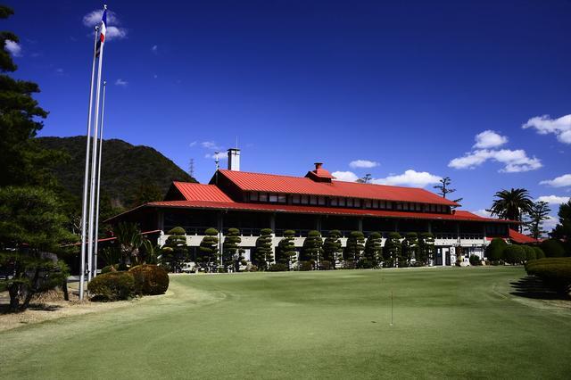 画像1: 【クラブハウス探訪】アントニン・レーモンド作、門司ゴルフ倶楽部