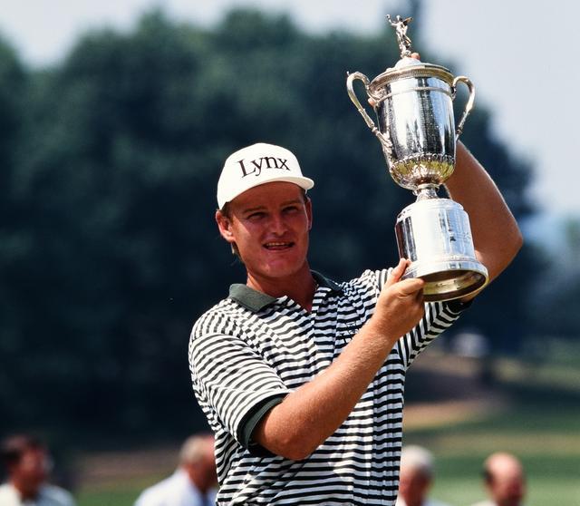 画像: 1994年の全米オープンでメジャー初優勝。今年と同じ「オークモント」での開催だった