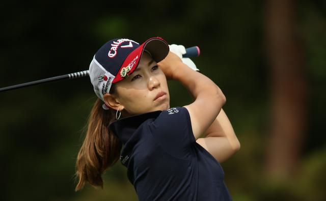画像: 【美ゴル女図鑑】上田桃子プロ - みんなのゴルフダイジェスト