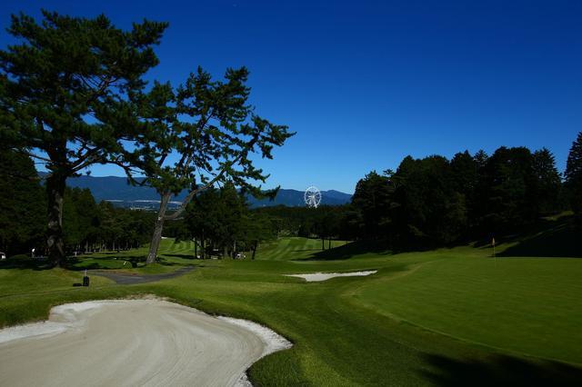 画像: 富士カントリークラブ 静岡県御殿場市東山2472 ℡0550-82-1616 赤星四郎設計の丘陵コース。御殿場IC至近の好立地なのもポイント高いです。