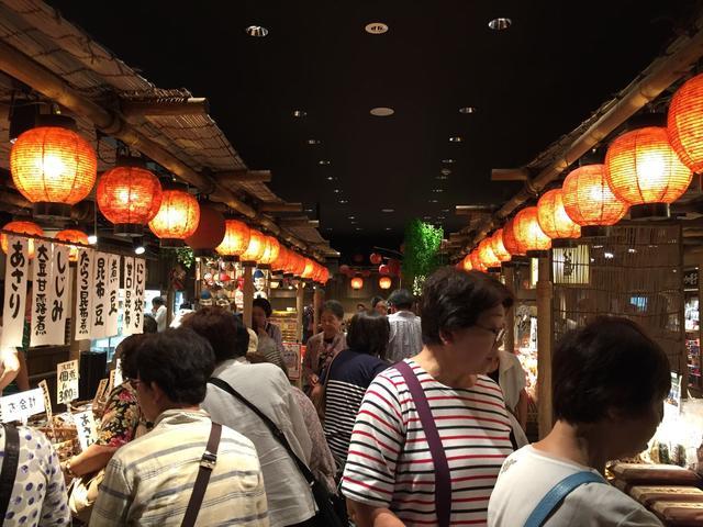 画像3: 「キミって歴女だったよね」羽生PAに江戸の街が出現した!