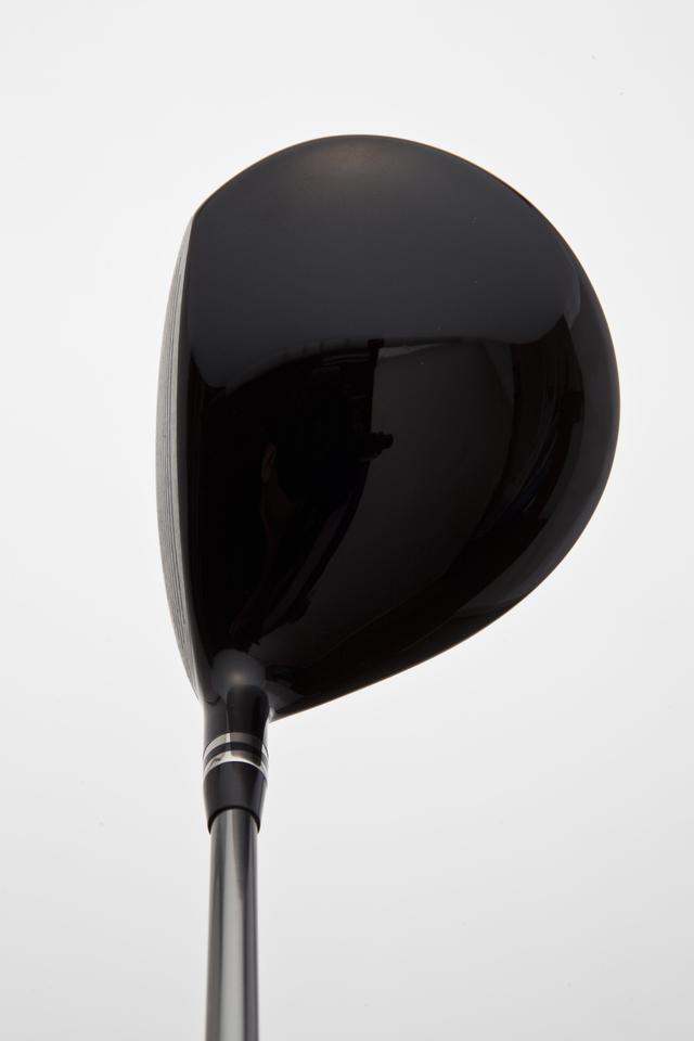 画像: ヤマハ・インプレスX V425ツアー コンパクトなヘッドで、球筋が作りやすい形状