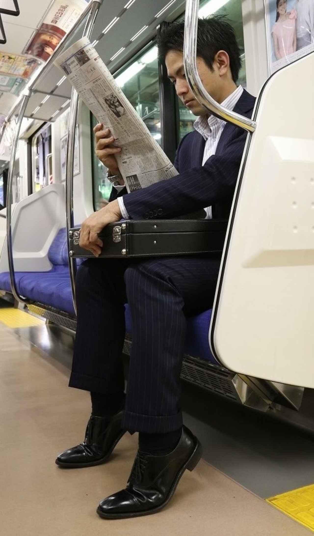 画像: 東京駅⇔新橋駅は4分間だ