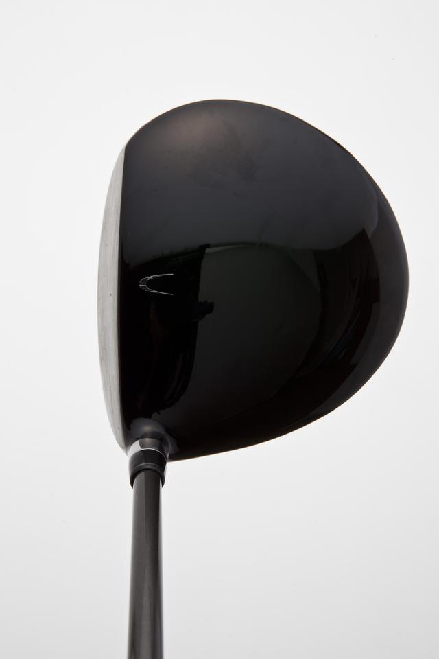 画像: ツアーステージ・ファイズ ヘッド後方の高さがかなり低く、深・低重心というのが見た目からも伝わる形状