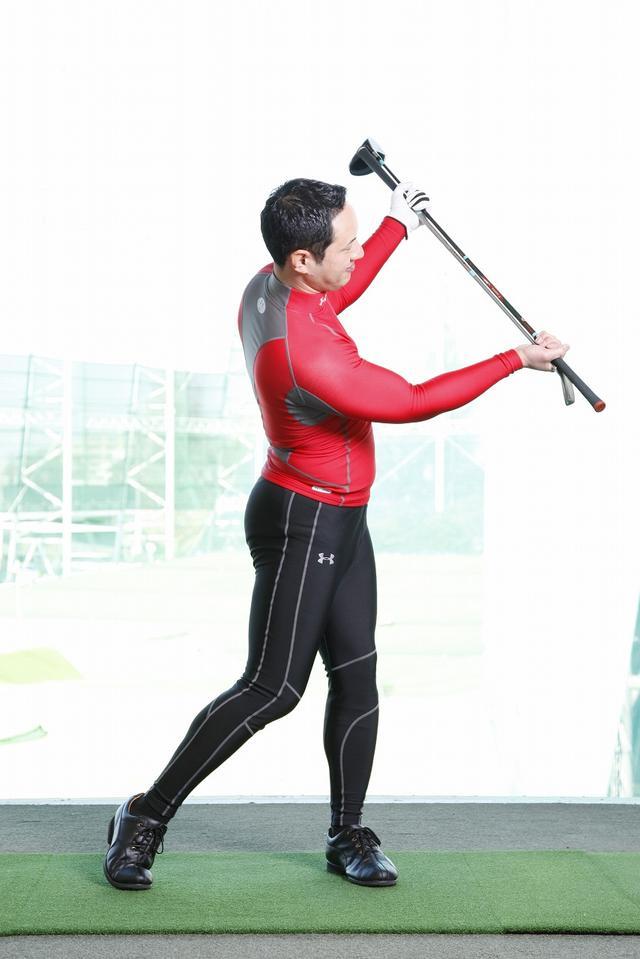 画像4: 腰痛予防に!「ゆりかごスウィング」でゴルフを楽しもう