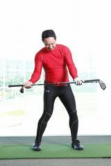 画像3: 腰痛予防に!「ゆりかごスウィング」でゴルフを楽しもう