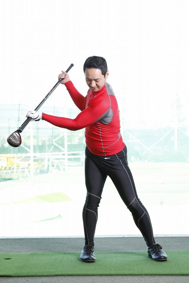 画像2: 腰痛予防に!「ゆりかごスウィング」でゴルフを楽しもう