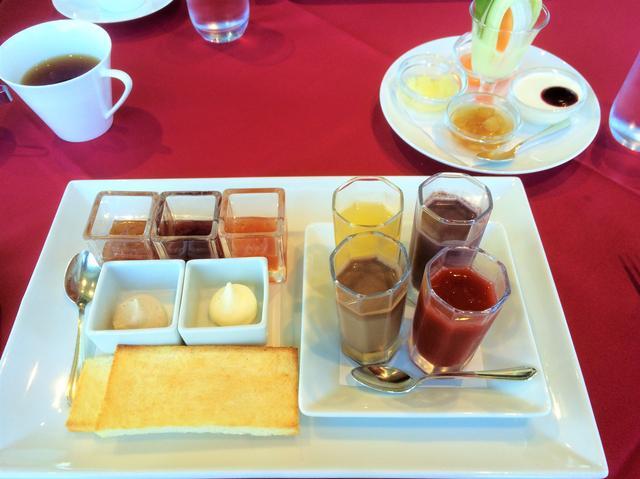 """画像2: 神戸北野ホテルの""""世界一の朝食""""が賢島でもいただける"""