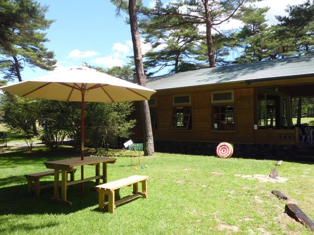 画像: cafe ombrage/カフェ オンブラージュ~軽井沢の木陰の中のカフェ