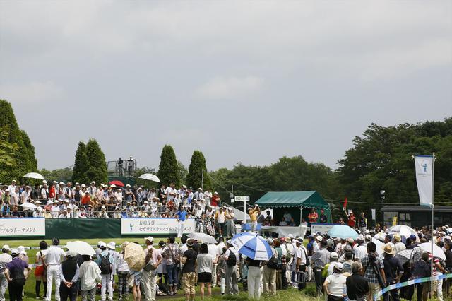 画像: 【月→金コラム】みんなが知らないトーナメントの舞台裏 - みんなのゴルフダイジェスト