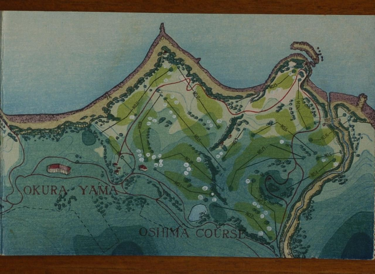 画像1: 赤星六郎設計、幻の富士コース
