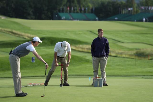 画像: 【月→金コラム】へぇー!トーナメントのピン位置ってそうやって決めてたんだ! - みんなのゴルフダイジェスト