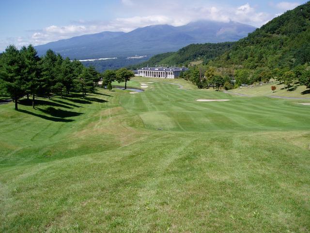 画像: 隨縁軽井沢ナインハンドレッド倶楽部(18H・6662Y・P72)雄大な景色を楽しむならここ