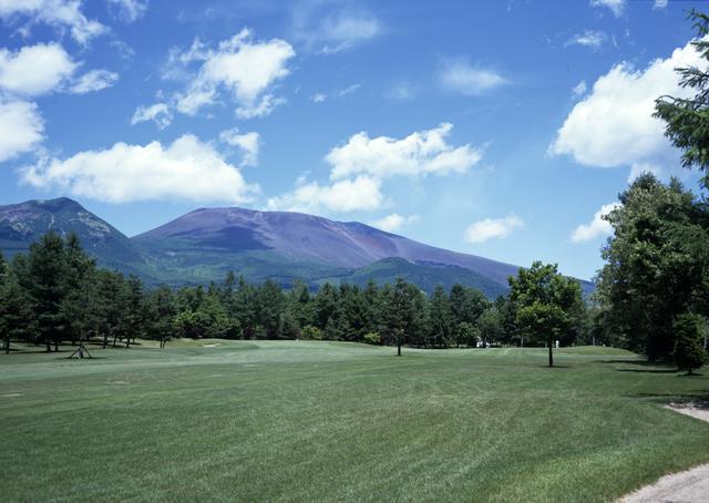 画像: 大浅間ゴルフクラブ(18H・7005Y・P72)距離がありグリーンもタフなコース