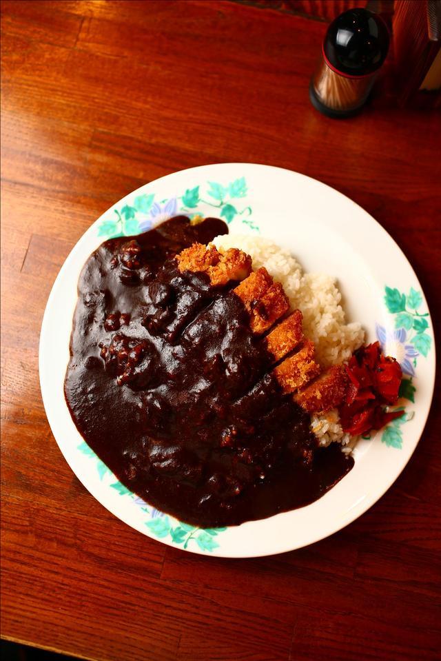 画像14: 【動画】今日はじめて「キッチン南海」でカツカレー食べたんですけど…